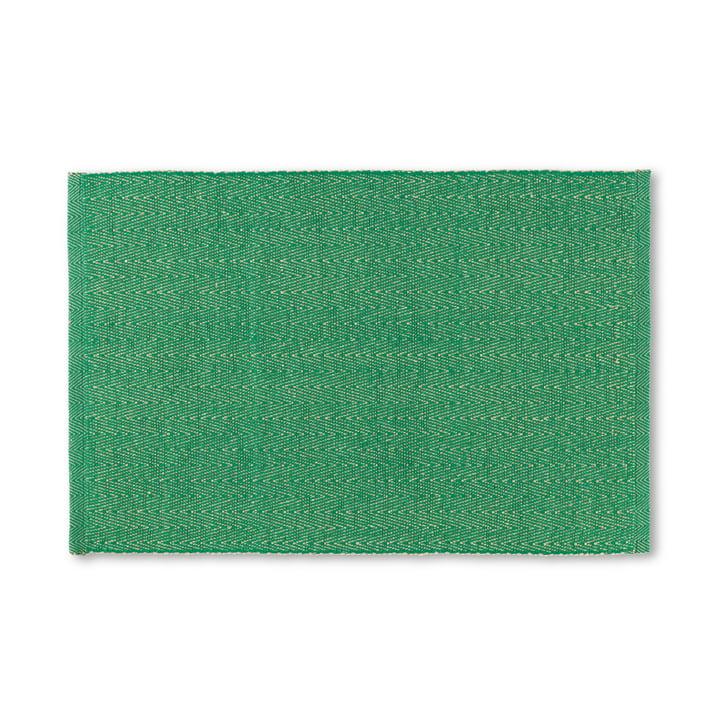 Das Herringbone Tischset von Lyngby Porcelæn, 43 x 30 cm, grün