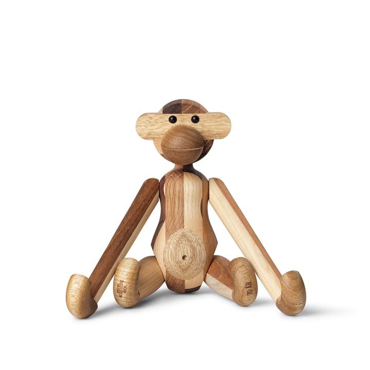 Der Holz-Affe klein von Kay Bojesen, Reworked Jubiläumsedition