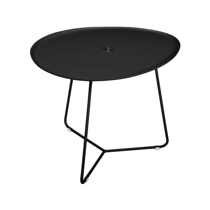 Der Cocotte niedriger Tisch von Fermob, H 43,5 cm, laktritze