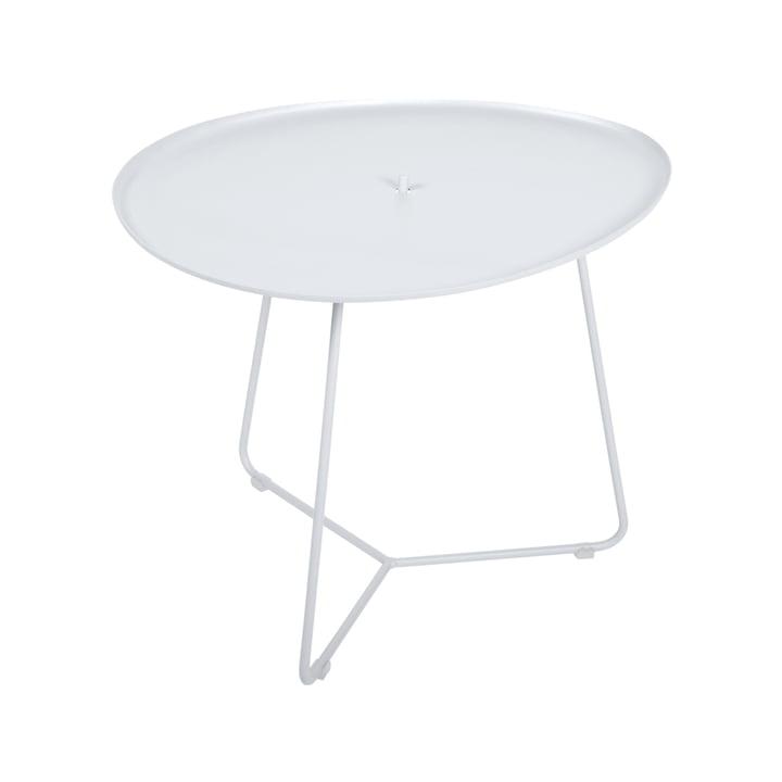 Der Cocotte niedriger Tisch von Fermob, H 43,5 cm, baumwolle