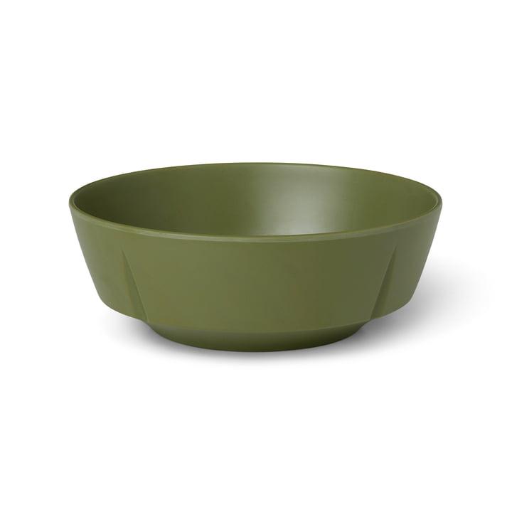 Die Grand Cru Take Schale von Rosendahl, Ø 15,5 cm, olivgrün (2er Set)