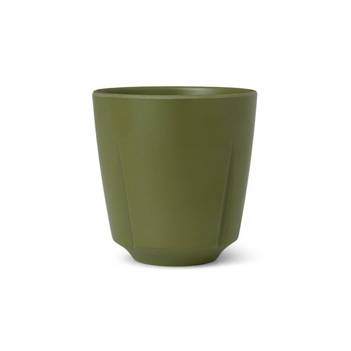 Der Grand Cru Take Trinkbecher von Rosendahl, 32 cl, olivgrün (2er Set)