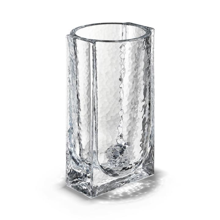 Die Forma Vase von Holmegaard, H 20 cm, klar