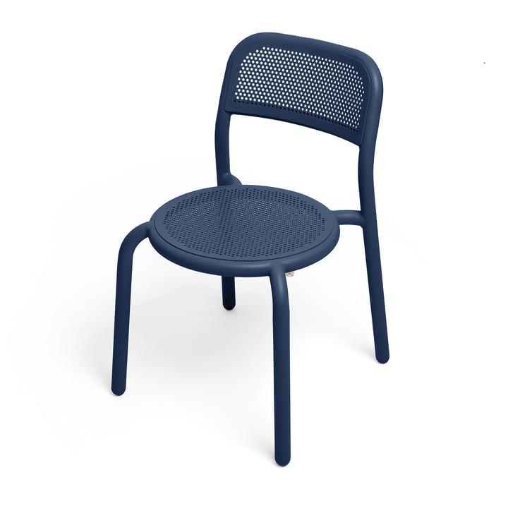 Der Toní Stuhl von Fatboy, dark ocean