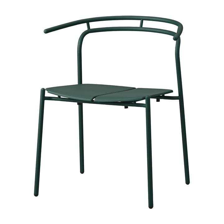 Der Novo Stuhl von AYTM, forest