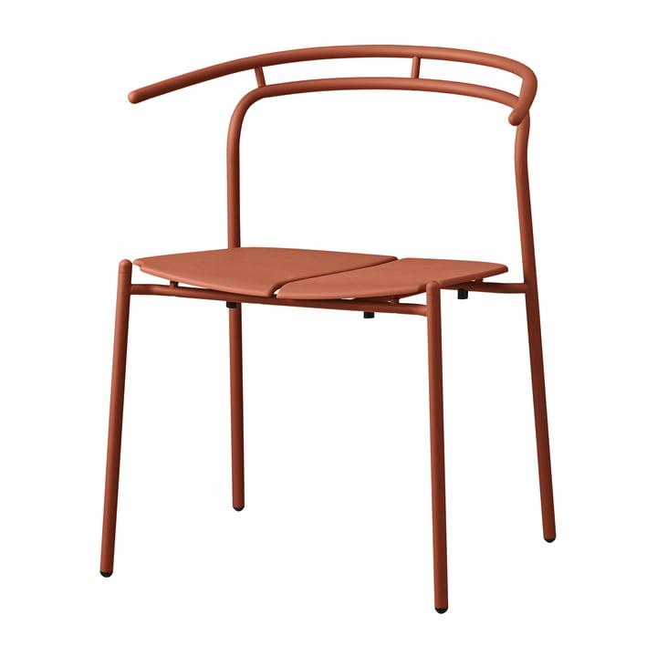 Der Novo Stuhl von AYTM, ginger bread