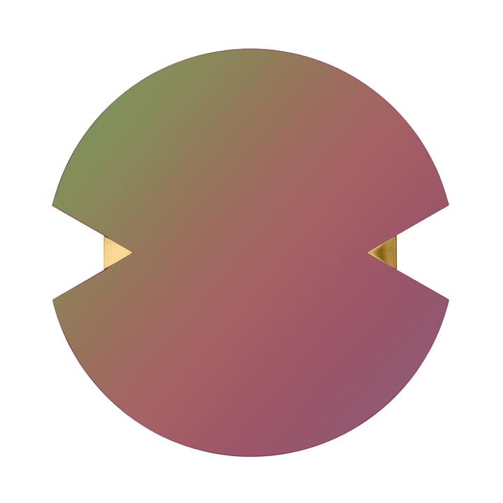 Der Verto Spiegel von AYTM, Ø 70 cm, rainbow