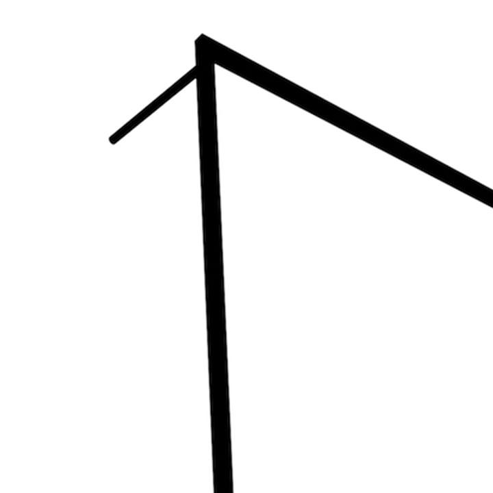 MF Little Leano Stummer Diener L 60 cm, schwarz von Roomsafari