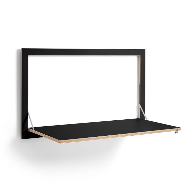 Fläpps Sekretär/in 100 x 60 cm von Ambivalenz in schwarz