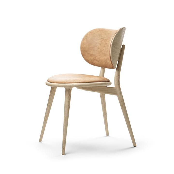 The Dining Chair, Eiche matt lackiert / natur von Mater