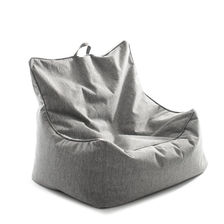 Der Multi Sessel von Sitting Bull, grau