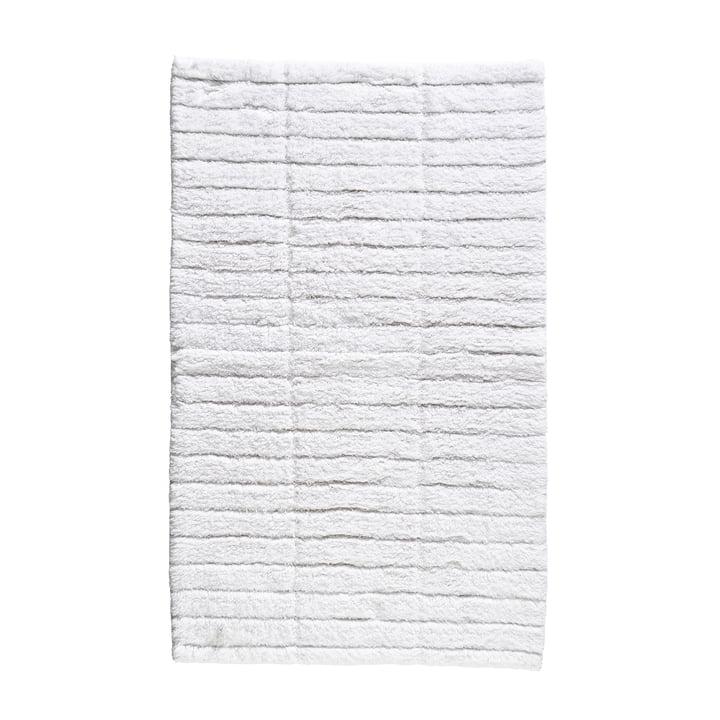 Die Soft Tiles Badezimmermatte von Zone Denmark, 50 x 80 cm, weiß