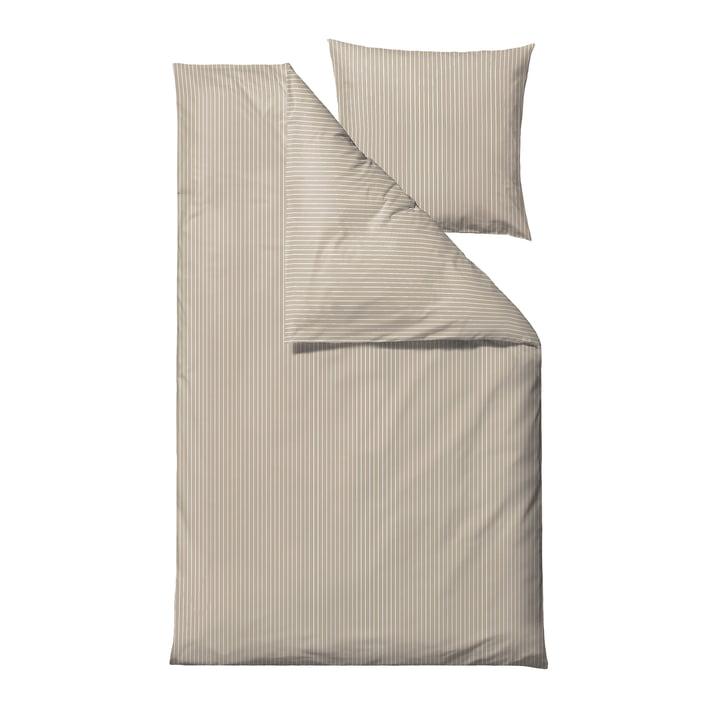 Die Common Bettwäsche von Södahl, 135 x 200 cm, beige
