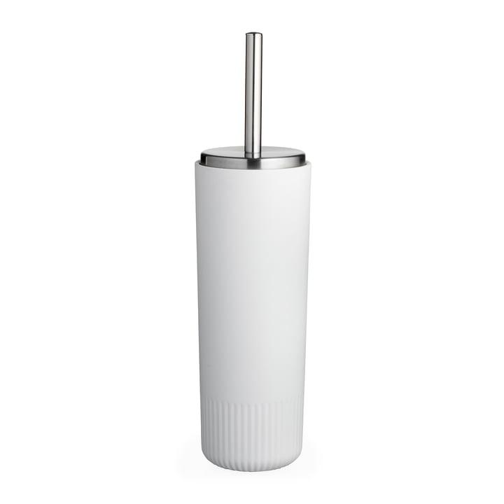 Die  Plissé Toilettenbürste von Södahl, weiß
