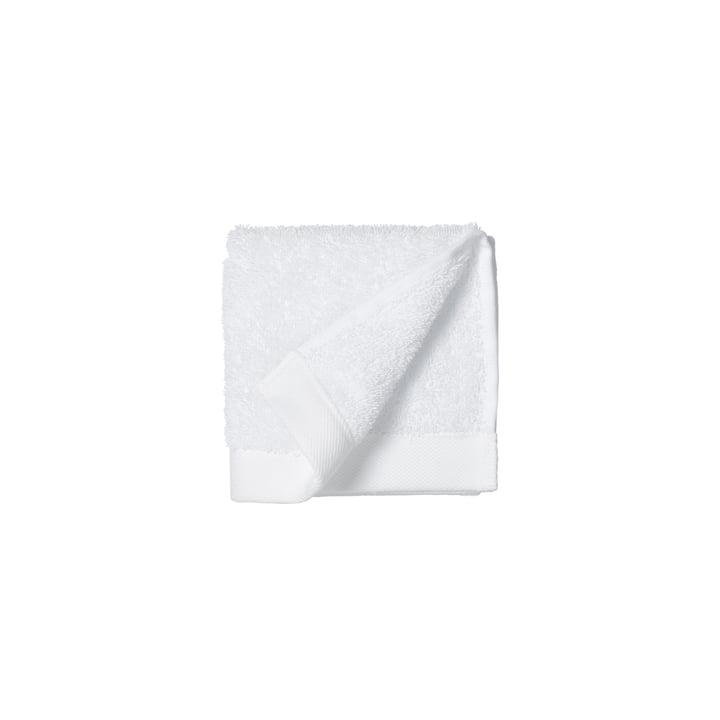 Das Comfort Gesichtstuch von Södahl, 30 x 30 cm, weiß