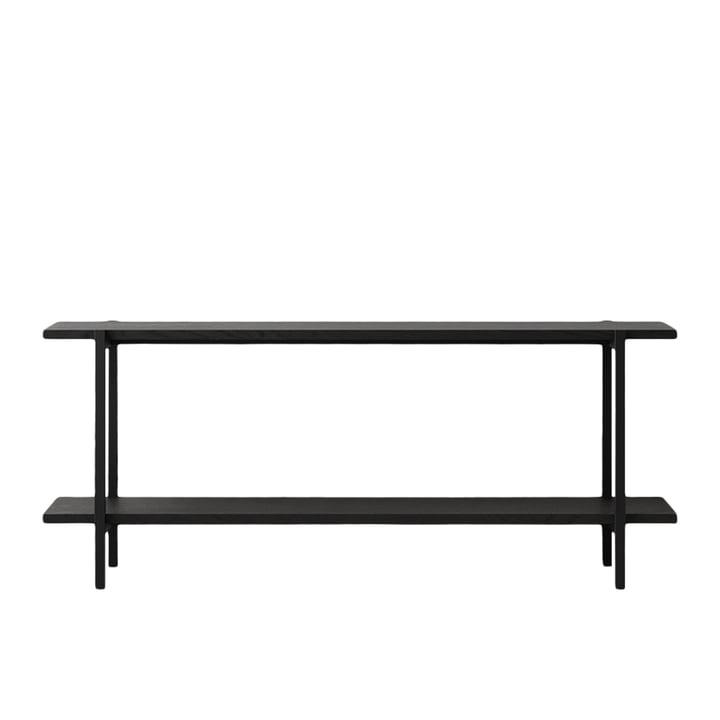 Das Regal small von Nichba Design, schwarz