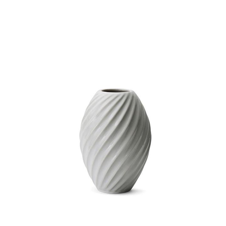 River Vase von Morsø H 16 cm in weiß