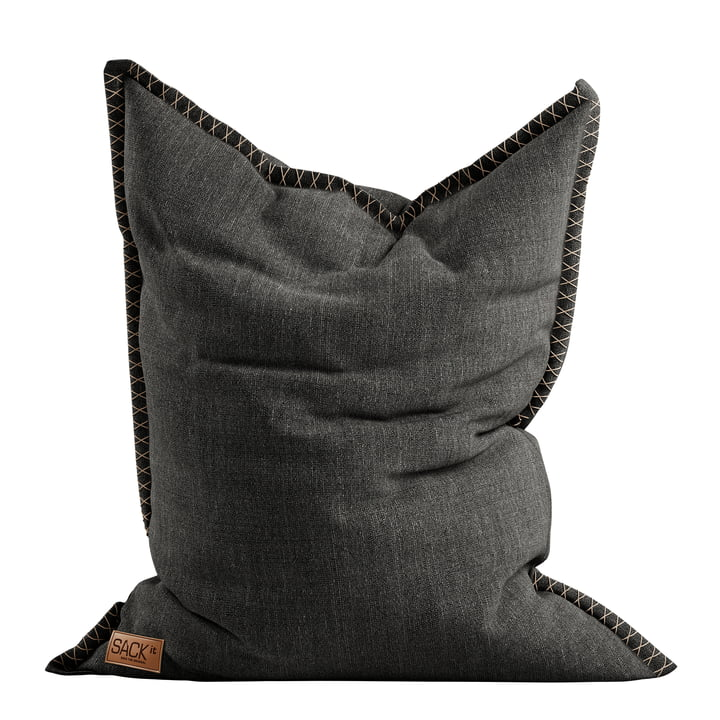 Der SQUARE it Cobana Outdoor Sitzsack von SACK it, grau