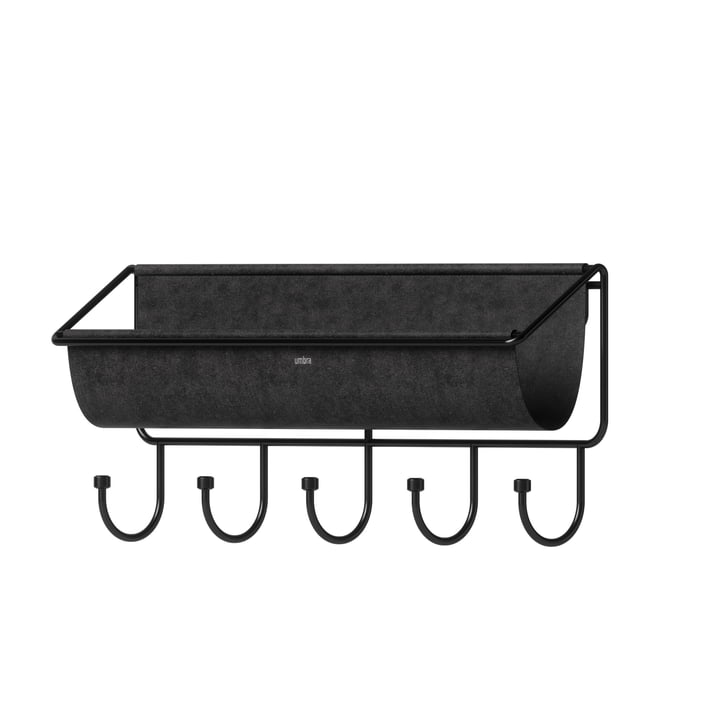 Hammock Wandorganizer von Umbra in schwarz