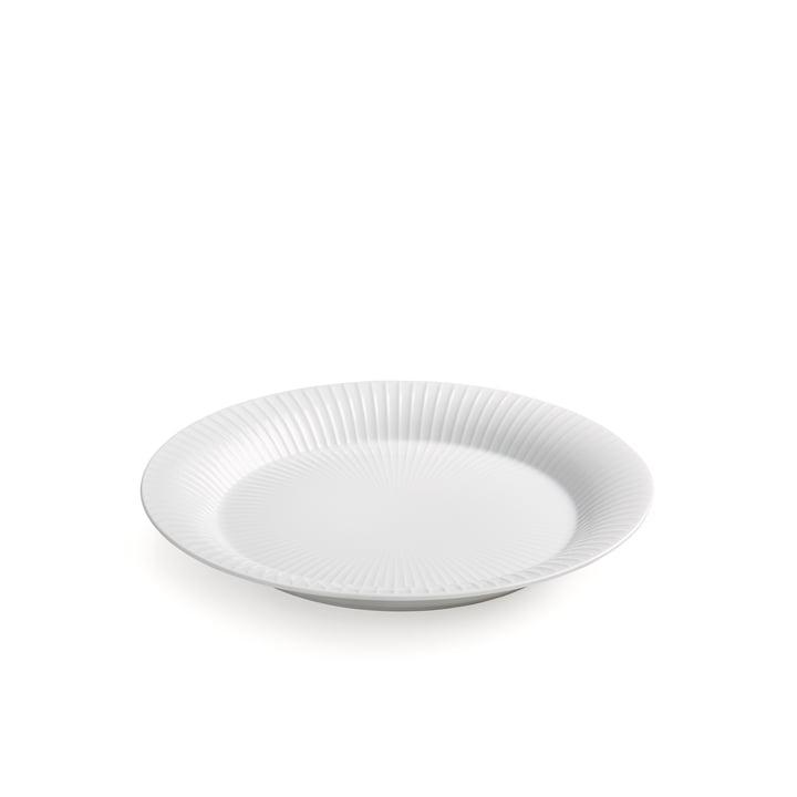 Hammershøi Teller Ø 19 cm von Kähler Design in weiß