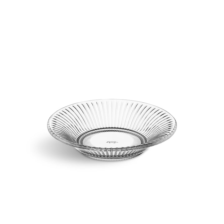 Hammershøi Teller Ø 17 cm von Kähler Design in glasklar