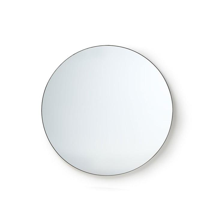 Der Runder Spiegel von HKliving, Ø 80 cm, schwarz