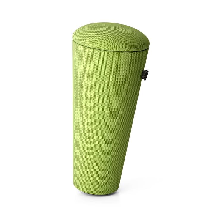 Der Stand-Up Hocker von Wilkhahn, grün