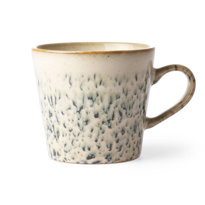 Die 70's Cappuccino Tasse von HKliving, hail