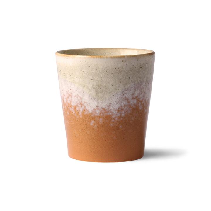 Der 70's Kaffeebecher von HKliving, jupiter
