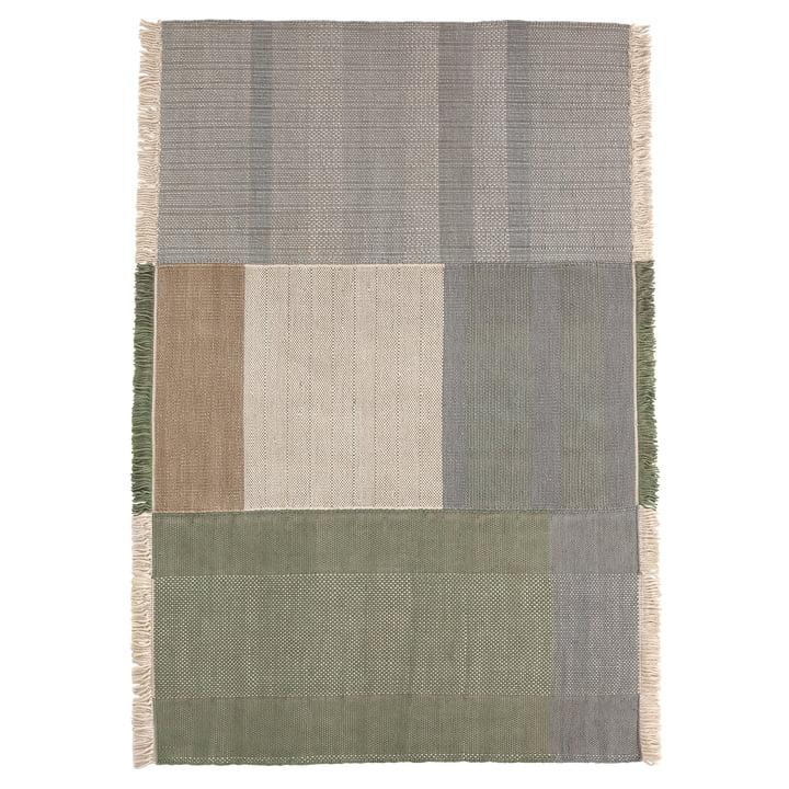 Tres Outdoor-Teppich, 200 x 300 cm, salvia von nanimarquina