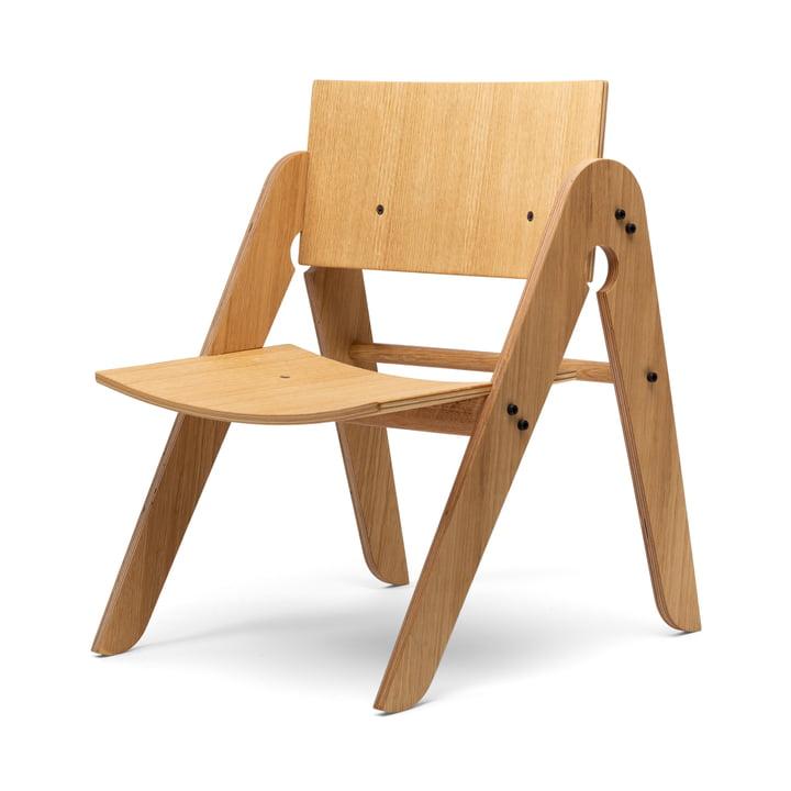 Lilly's Chair von We Do Wood in Eiche natur