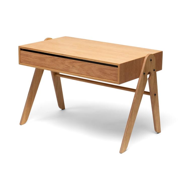 Geo's Table von We Do Wood in Eiche natur