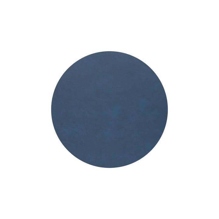 Glasuntersetzer Circle Ø 10 cm von LindDNA in Nupo midnight blue