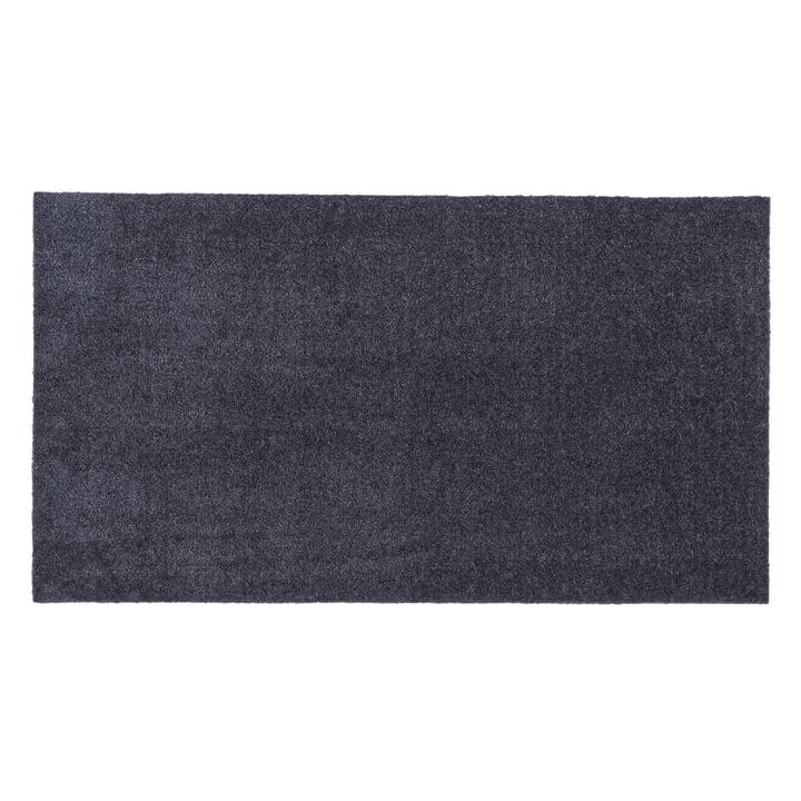 Fußmatte 67 x 120 cm von tica copenhagen in Unicolor grau