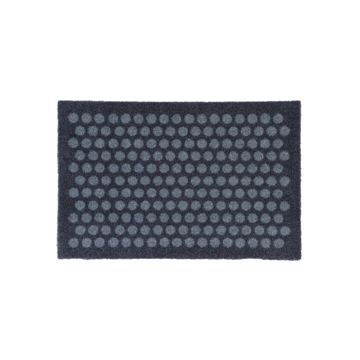Dot Fußmatte 40 x 60 cm von tica copenhagen in grau