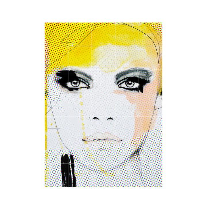 Ruse Wandbild 100 x 140 cm von IXXI