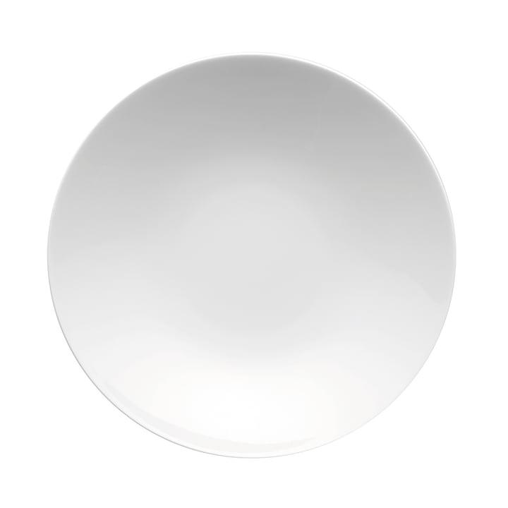 Der TAC Suppenteller von Rosenthal, Ø 24 cm, weiß
