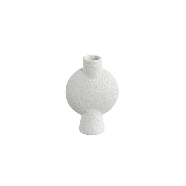 Sphere Vase Bubl Mini von 101 Copenhagen in Bubble White