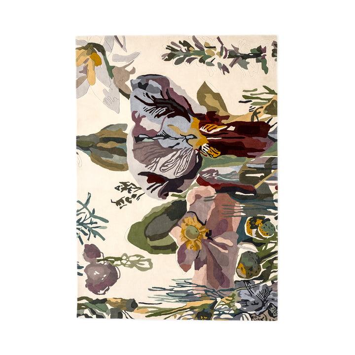Flora Backyard Teppich 170 x 240 cm von nanimarquina in bunt