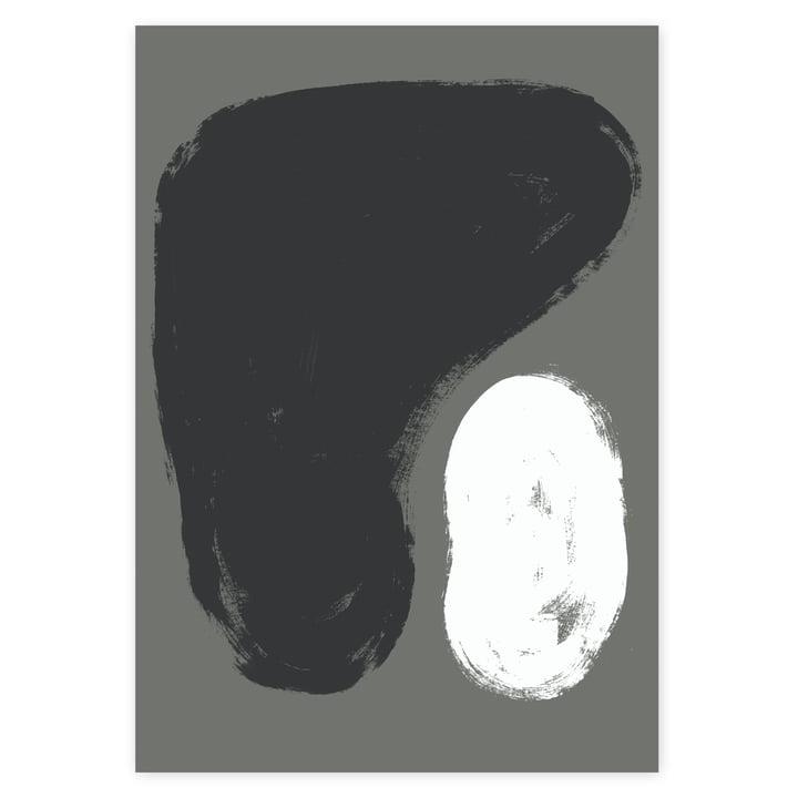 Das Pierre Poster von artvoll ohne Rahmen
