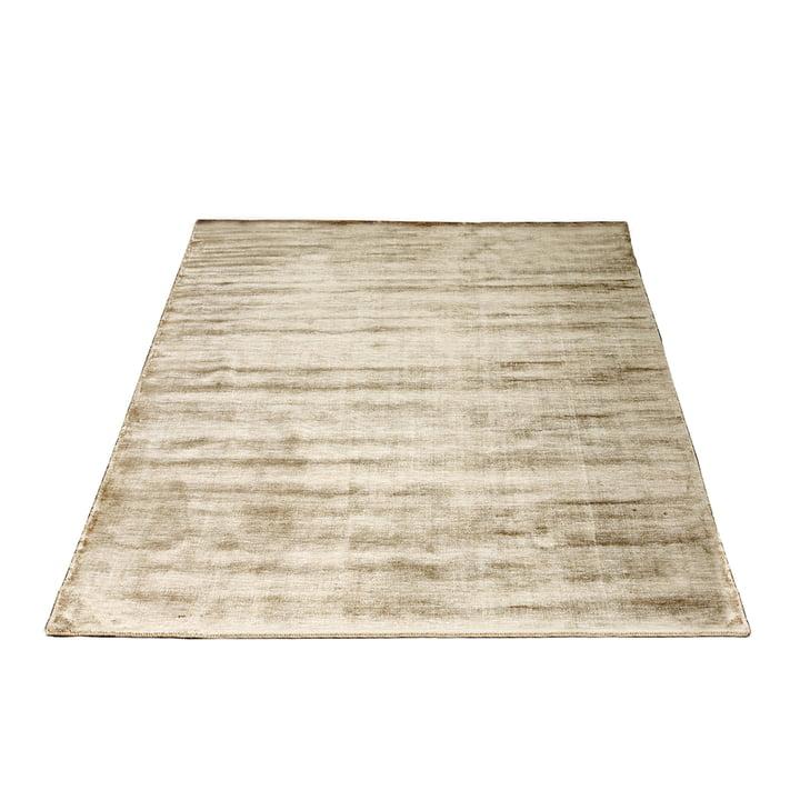Der Bamboo Teppich von Massimo, 170 x 240 cm, hellbraun