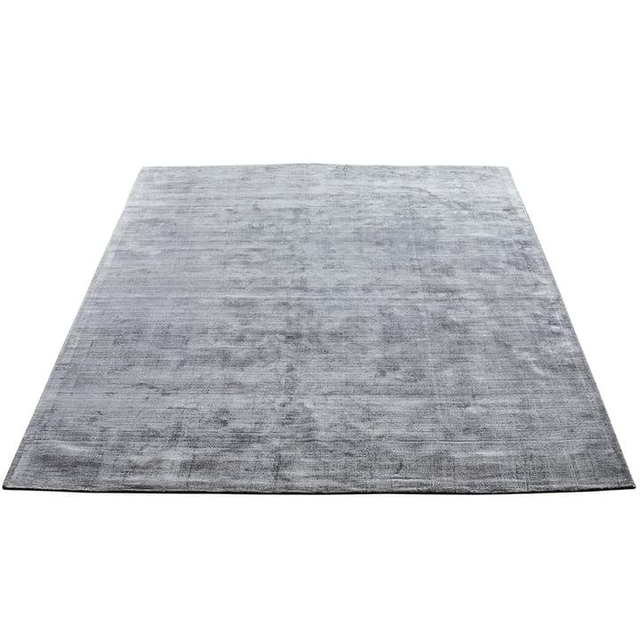 Der Karma Teppich von Massimo, 200 x 300 cm, hellgrau