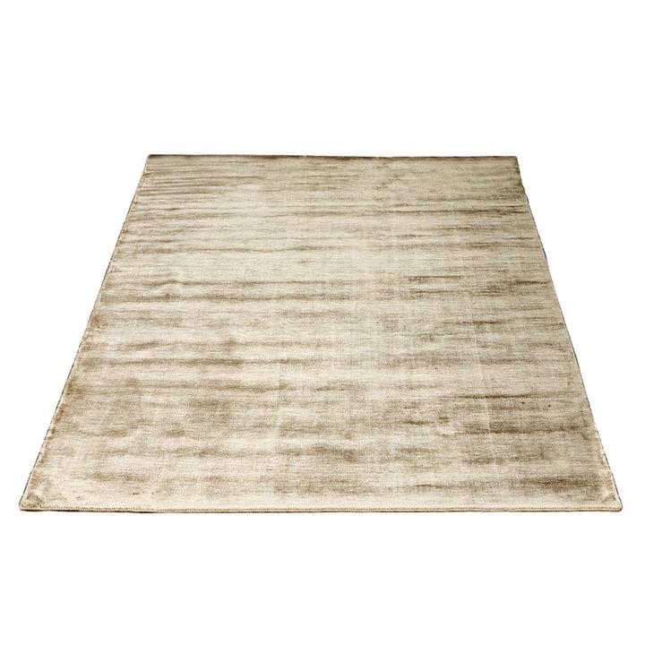Der Bamboo Teppich von Massimo, 200 x 300 cm, hellbraun