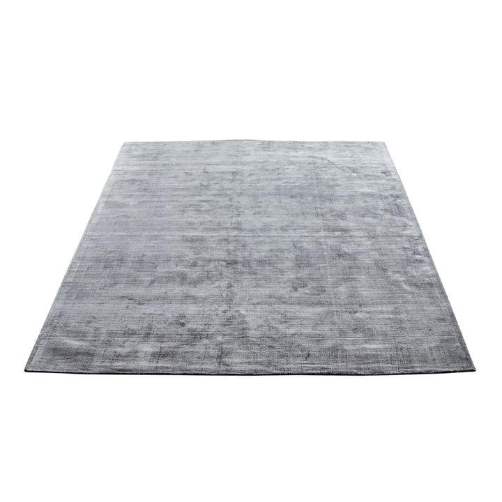 Der Karma Teppich von Massimo, 160 x 230 cm, hellgrau