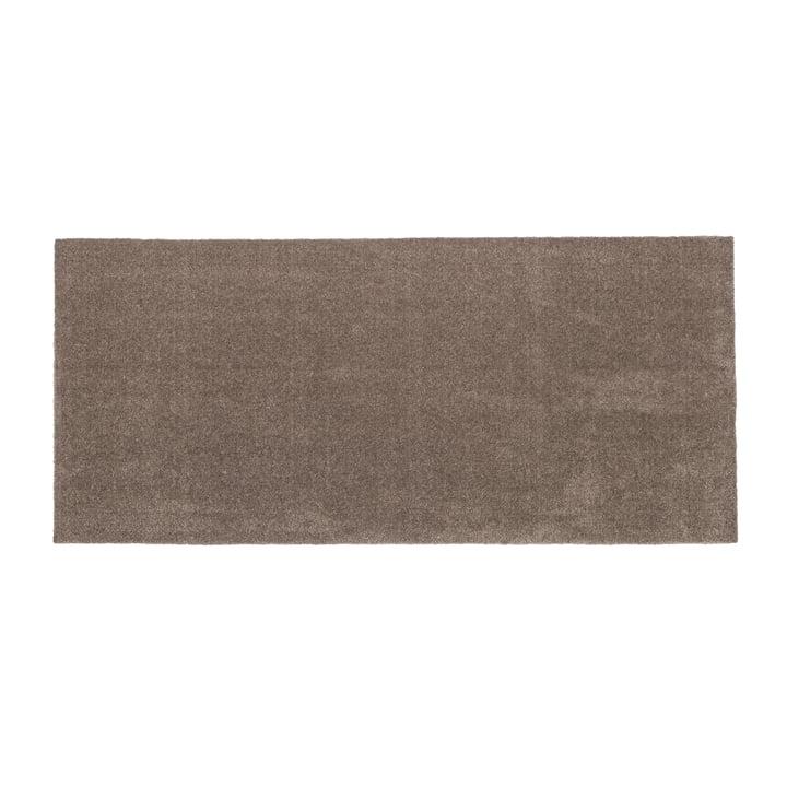 Fußmatte 90 x 200 cm von tica copenhagen in Unicolor sand / beige
