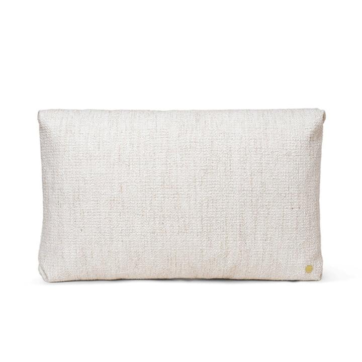 Clean Kissen Boucle 40 x 60 cm von ferm Living in off-white