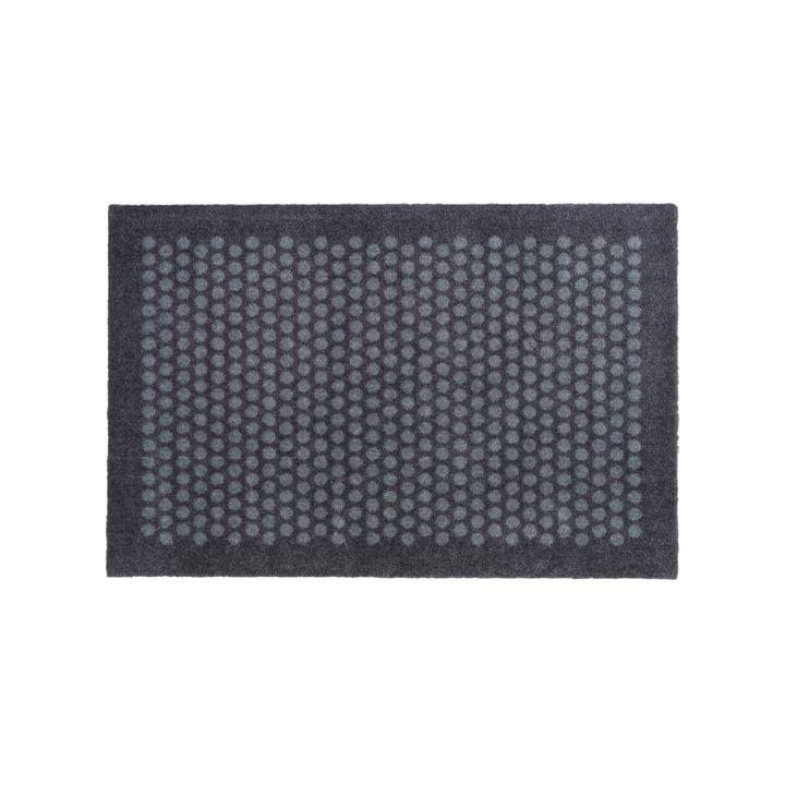 Dot Fußmatte 45 x 75 cm von tica copenhagen in grau