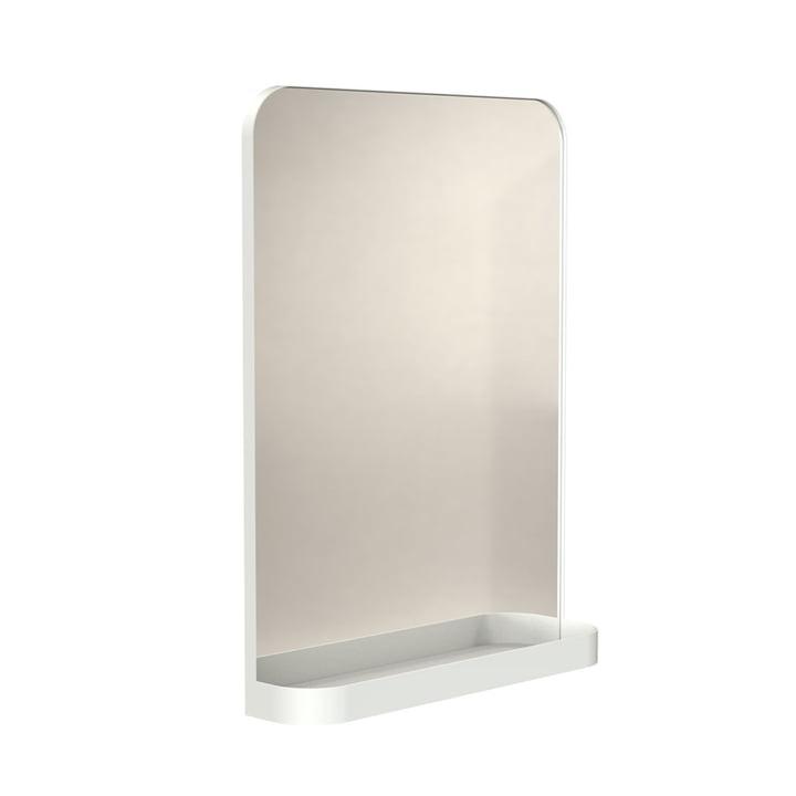 Der Signatures TB600 Spiegel mit Ablage von Frost, weiß