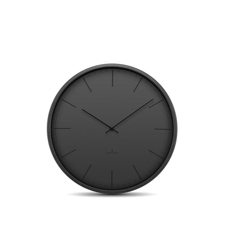Tone Index Wanduhr Ø 25 cm von Huygens in schwarz