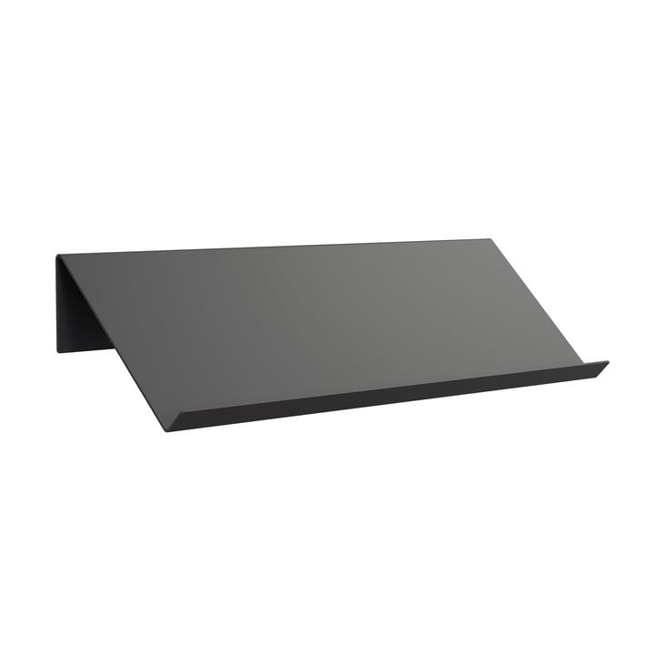 Das Unu Schuhregal 4039 von Frost, 100 cm, schwarz